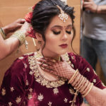 %best makeup artist in chandigarh% %mk glam makeup studio%