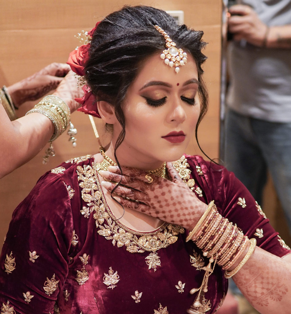 professional makeup course in chandigarh, best makeup academy in chandigarh